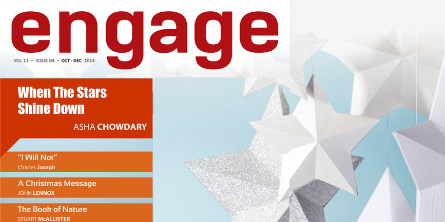 Photo of magazine Engage Oct Dec 2014