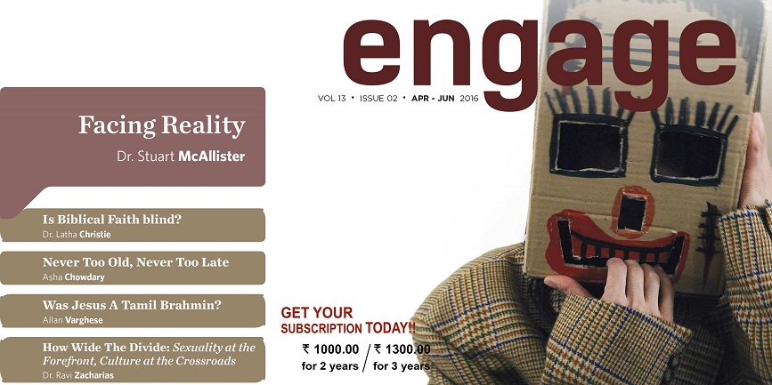 Photo of magazine engage apr 2016
