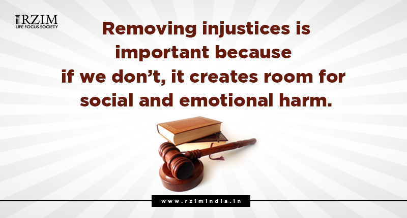 Jesus Restores Justice