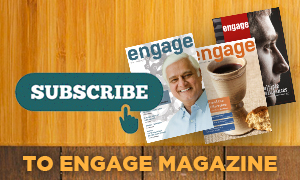 Subscribe to RZIM Magazine Engage