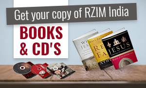 Buy Books and CDs of RZIM India