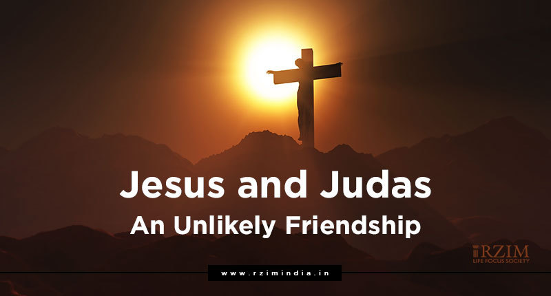 Jesus and Judas - An unlikely friendship