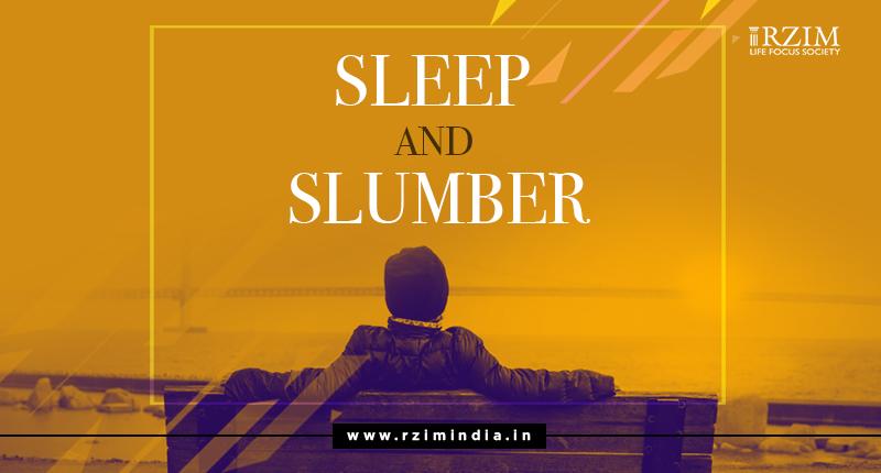 sleep and slumber