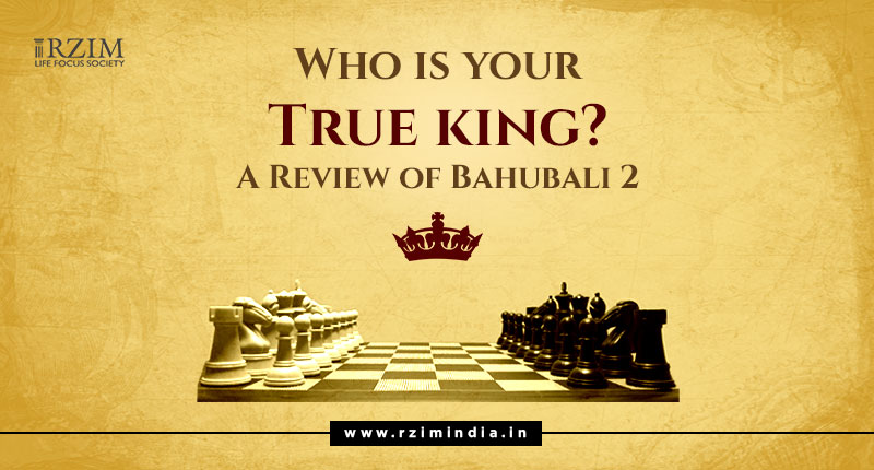 Who is your true king review of bahubali 2